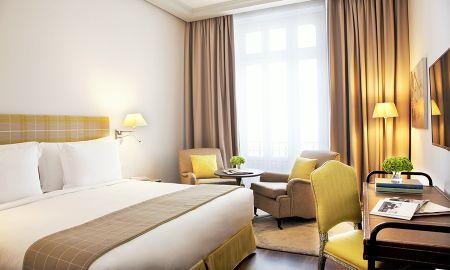 Habitación Deluxe - URSO Hotel & Spa - Madrid