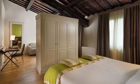 Quarto Superior - Hotel La Tabaccaia - Toscana