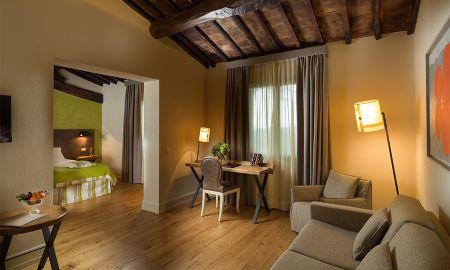 Suite Júnior - Hotel La Tabaccaia - Toscana