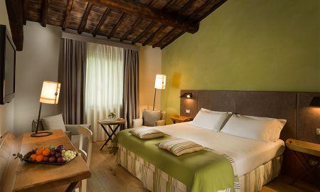Quarto Clássico - Hotel La Tabaccaia - Toscana