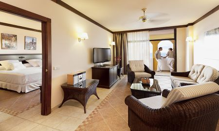 Deluxe Suite - Occidental Jandía Royal Level - Adults Only - Canary Islands