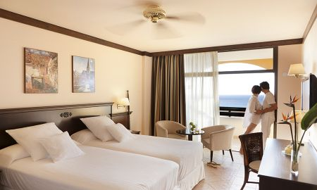 Deluxe Room - Sea View - Occidental Jandía Royal Level - Adults Only - Canary Islands
