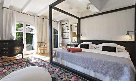Suite Jardin - Hotel La Malcontenta - Costa Brava