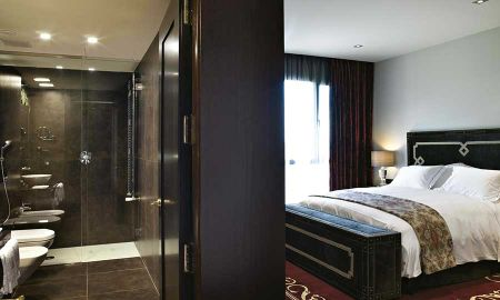 Quarto Deluxe - Castillo De Gorraiz Golf & Spa - Pamplona