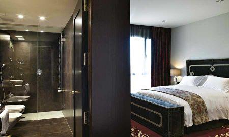 Chambre Deluxe - Castillo De Gorraiz Golf & Spa - Pampelune