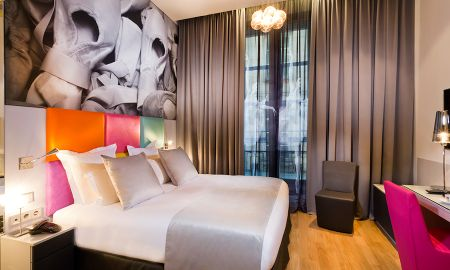 Executive Zimmer - Hotel Lyric - Paris