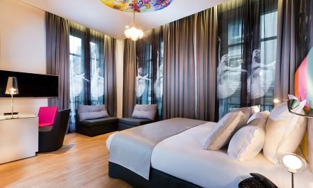 Junior Suite - Hotel Lyric - Paris