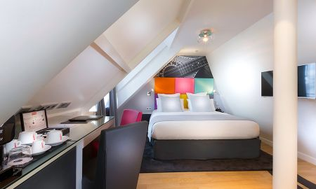 Superior Zimmer - Hotel Lyric - Paris