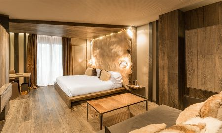 Superior Family Room - Free Spa Access - Grau Roig Andorra Boutique Hotel & Spa - Andorra Area
