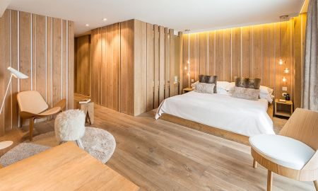 Authentic Room - Free Spa Access - Grau Roig Andorra Boutique Hotel & Spa - Andorra Area