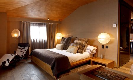 Romantic Room - Free Spa Access - Grau Roig Andorra Boutique Hotel & Spa - Andorra Area