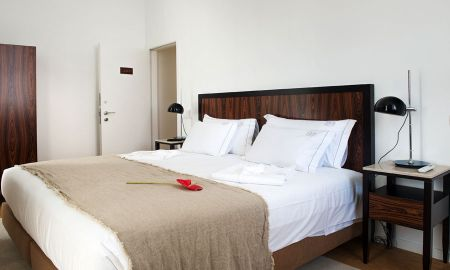 Double Room with internal view - Lisboa Prata Boutique Hotel - Lisbon