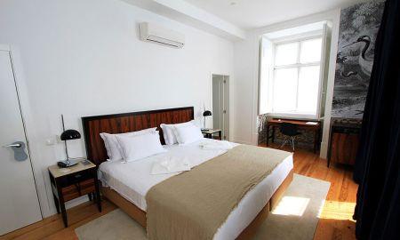 Chambre Premier Double - Lisboa Prata Boutique Hotel - Lisbonne