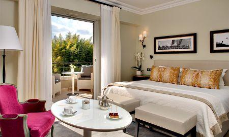 Quarto Deluxe - Le Mas De Pierre Hotel - Saint-paul-de-vence
