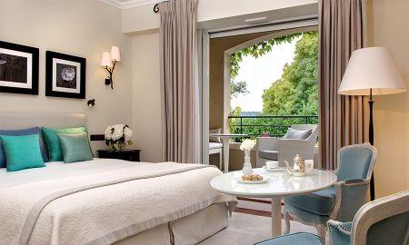 Quarto Superior - Le Mas De Pierre Hotel - Saint-paul-de-vence