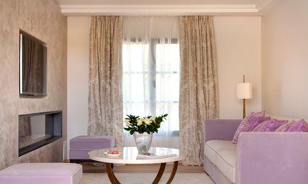 Suite Prestige - Le Mas De Pierre Hotel - Saint-paul-de-vence