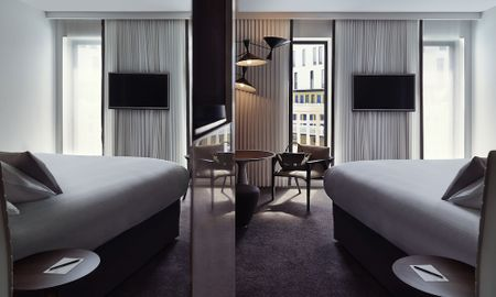 Camera Deluxe - Vista Piscina - Hôtel Molitor Paris - MGallery - Parigi