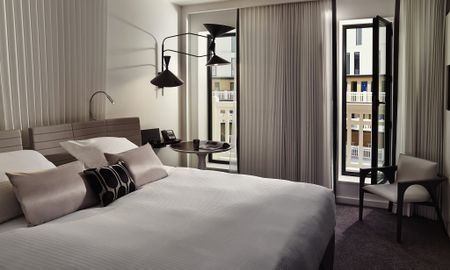 Chambre Classique Queen - Hotel Molitor Paris By MGallery - Paris