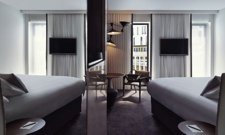 Chambre Deluxe King - Hotel Molitor Paris By MGallery - Paris