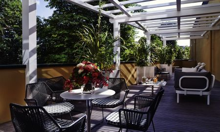 Chambre Executive Terrasse - Hotel Molitor Paris By MGallery - Paris