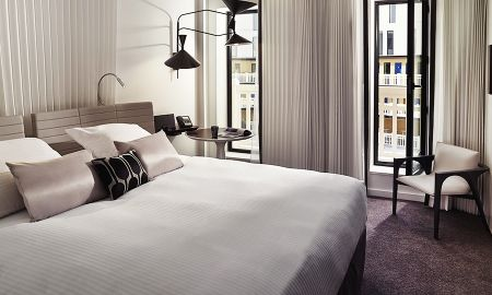 Chambre Classique avec Vue sur la Piscine - Hotel Molitor Paris By MGallery - Paris