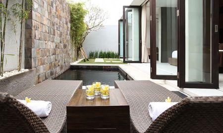 Pool Villa - Equilibria Seminyak - Bali