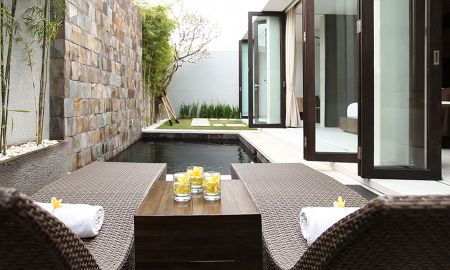 Villa Piscina - Equilibria Seminyak - Bali
