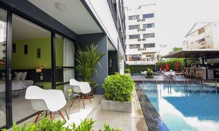 Pent con Acceso a la Piscina - The Lantern Resort Patong - Phuket