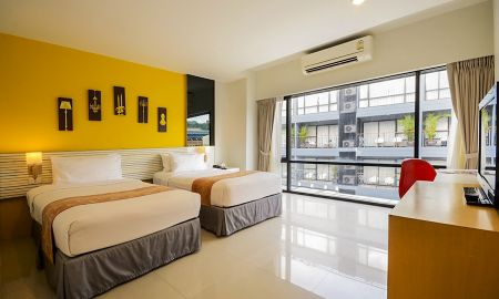 Studio Pent - The Lantern Resort Patong - Phuket