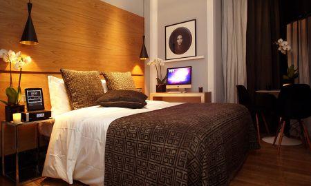 Habitación Pequeña Doble - Hotel Browns Downtown - Lisboa