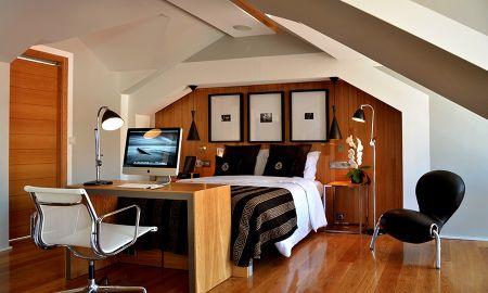 Suite con vista al castillo - Hotel Browns Downtown - Lisboa