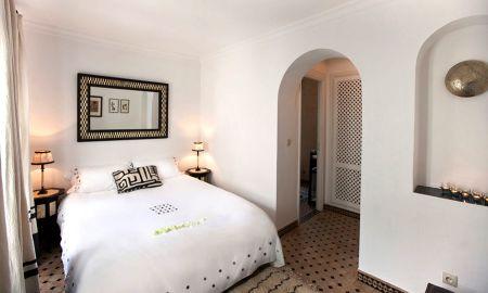Habitación Doble Deluxe David Livingstone - Albarnous Maison D'Hotes - Tánger