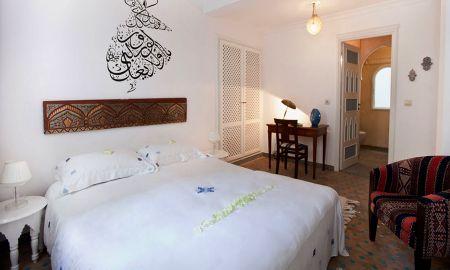 Habitación Doble Paul Bowles - Albarnous Maison D'Hotes - Tánger