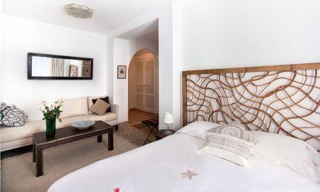 Suite Mohamed Choukri - Albarnous Maison D'Hotes - Tânger