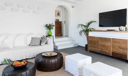 Deluxe Two-bedroom Suite - Ostraco Suites - Mykonos