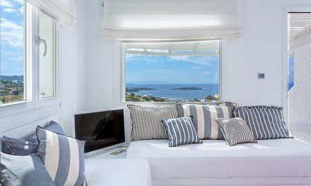 Suite - Vue Mer - Ostraco Suites - Myconos