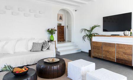 Deluxe 2Bedroom Suite - Ostraco Suites - Mykonos