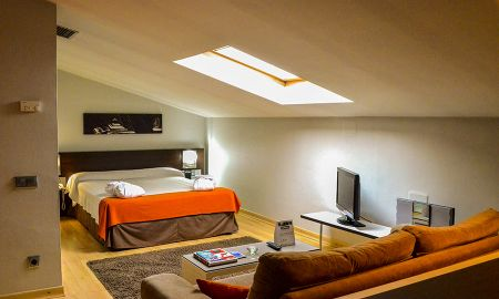 Quarto Terraço - Hotel Rekord - Barcelona