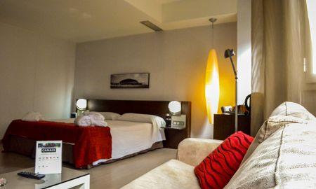 Quarto Duplo Superior - Hotel Rekord - Barcelona