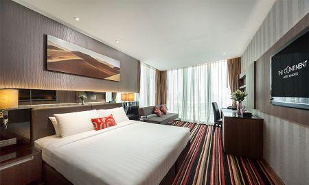 Habitación Ejecutiva - The Continent Bangkok By Compass Hospitality - Bangkok