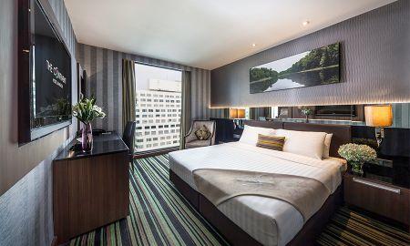 Habitación Cielo - The Continent Bangkok By Compass Hospitality - Bangkok