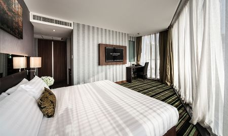 Habitación continental - The Continent Bangkok By Compass Hospitality - Bangkok