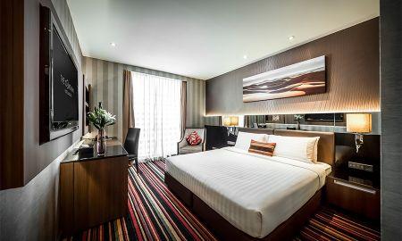 Habitación De Lujo - The Continent Bangkok By Compass Hospitality - Bangkok