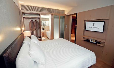 Habitación Superior - Arcadia Suites Ploenchit Sukhumvit By Compass Hospitality - Bangkok