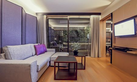 Chambre Première - Arcadia Suites Ploenchit Sukhumvit By Compass Hospitality - Bangkok