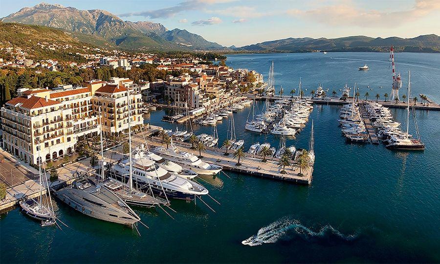 Porto Montenegro Karte.Hotel Regent Porto Montenegro Reservierung Informationen