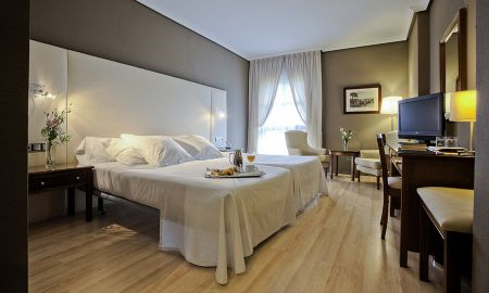 Chambre Double - Usage Single - Barcelo Caceres V Centenario - Caceres