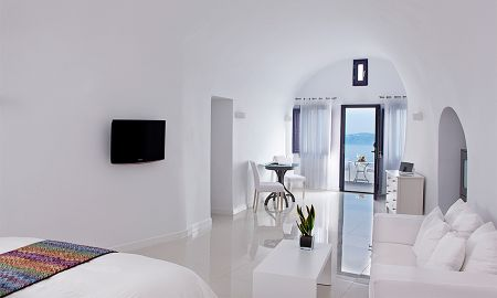 Superior Suite - Chromata Hotel - Adults Only +13 - Santorini