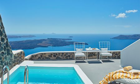 Master Suite - Chromata Hotel - Adults Only +13 - Santorini
