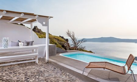 Chromata Suite con Piscina - Chromata Hotel - Adults Only +13 - Santorini